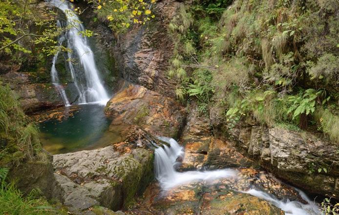 Ruta del alba. Sobrescobio (Asturias)